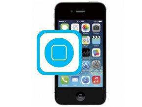 Oprava home tlačítka Iphone 4