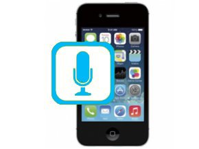 Oprava mikrofonu Iphone 4