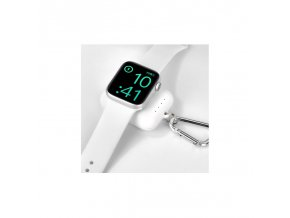 coteetci wireless charger powerbank for apple watch 1 2 3 4 1000mah