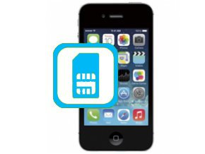 Oprava SIM čtečky Iphone 4