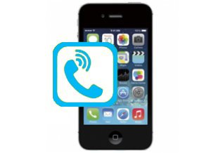 Oprava sluchátka Iphone 4
