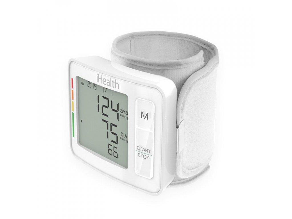 ihealth push blood pressure