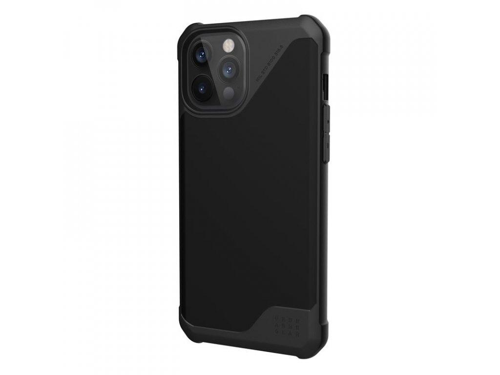 UAG Metropolis LT, SATN black - iPhone 12 Pro Max