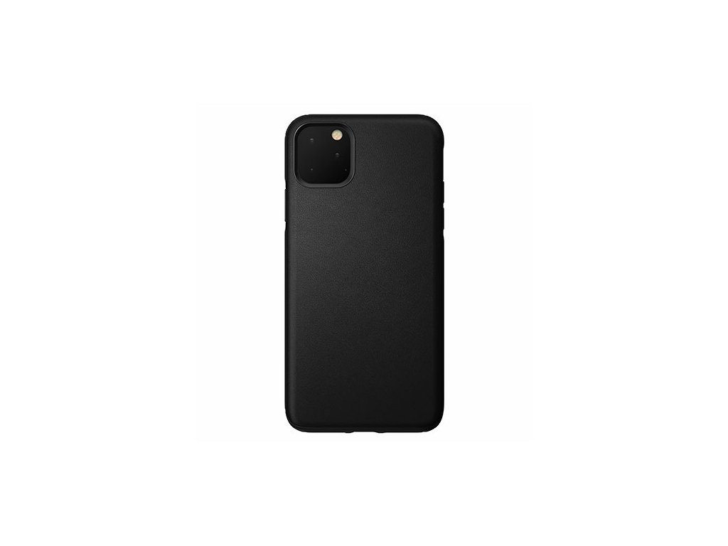 Nomad Active Leather case, black-iPhone 11 Pro Max