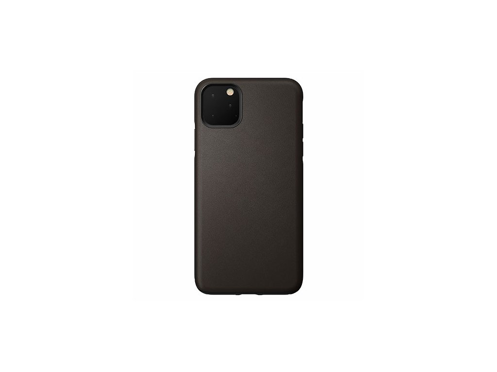 Nomad Active Leather case, brown-iPhone 11 Pro Max