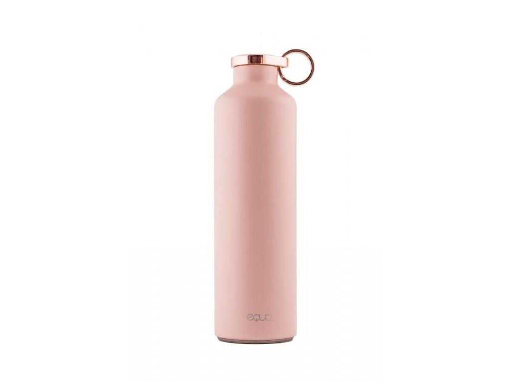 Equa Smart, inteligentná termoska, ružová