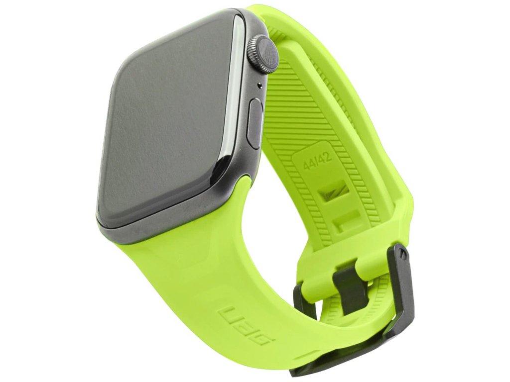UAG Gear Scout, green neon - Apple Watch 44/42 mm