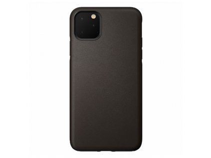 Nomad Active Leather case, brown-iPhone 11 Pro