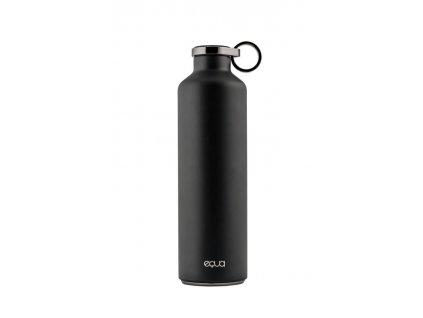 Equa Smart, inteligentná termoska, čierna