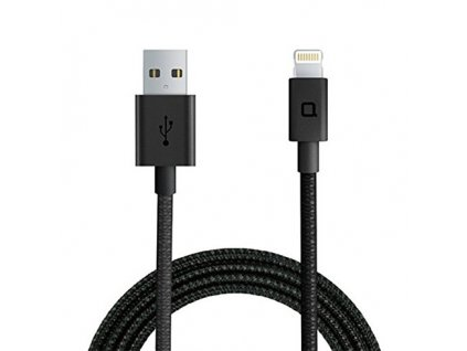 Nonda Kevlar Lightning Cable 1.2m - Black