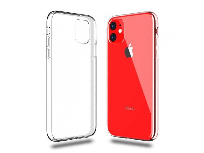 iphone 11 pruhledny obal