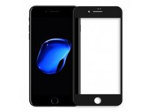 iphone 7 plus 8 plus 5d tvrzene sklo cerne