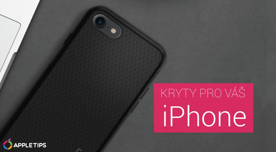 Kryty pro váš iPhone