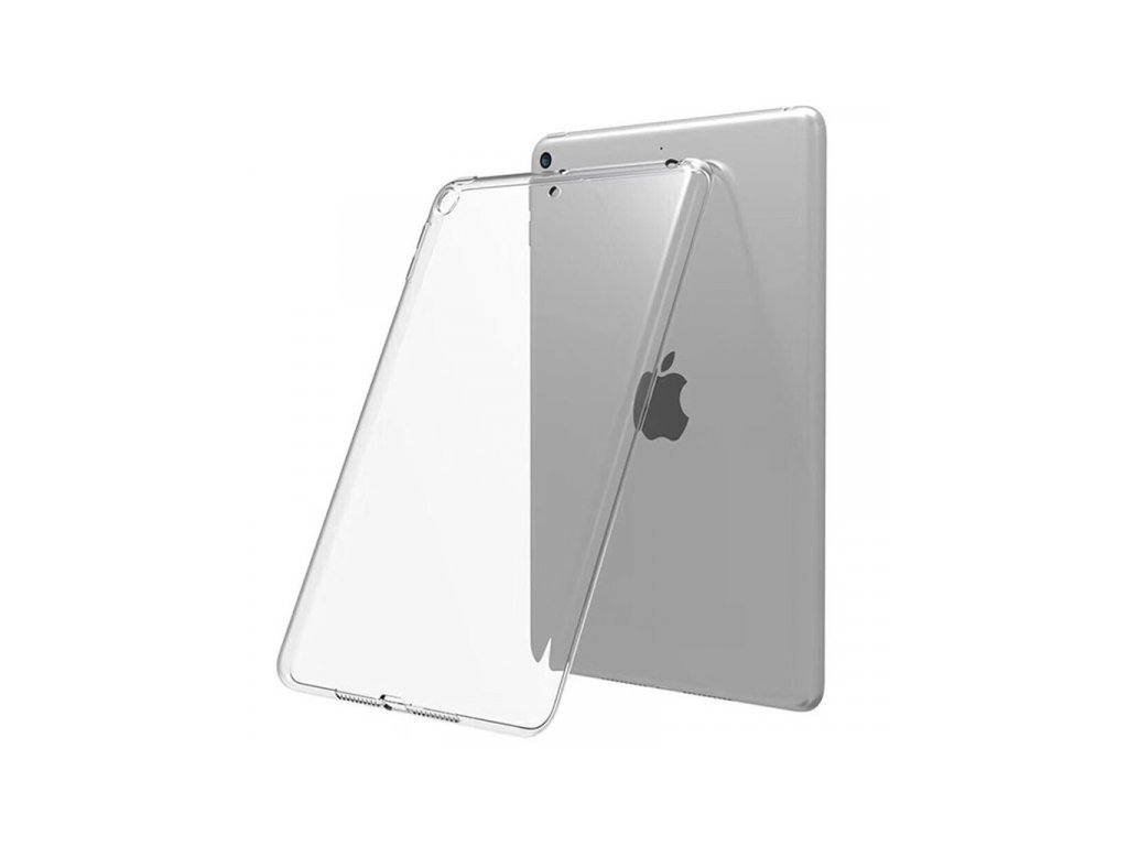 """Silikonové transparentní pouzdro iPad mini 2019 7,9"""""""