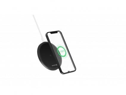 SWISSTEN Wireless 15 W bezdrátová nabíječka