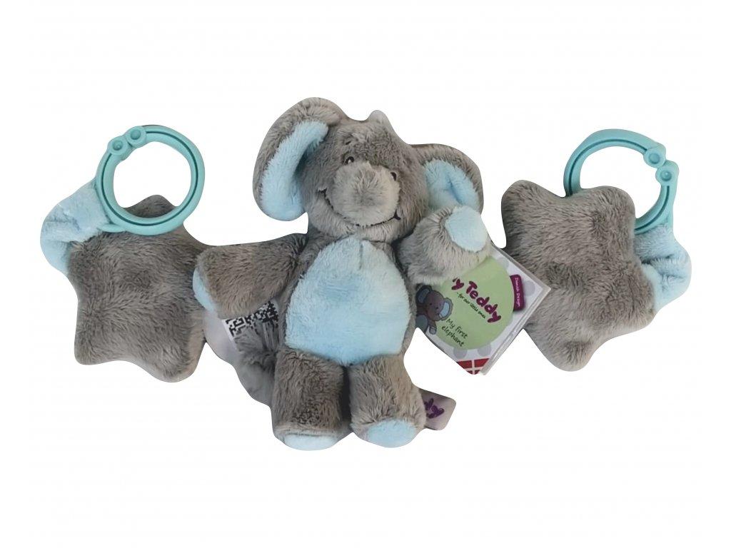 Slon My Teddy 30cm