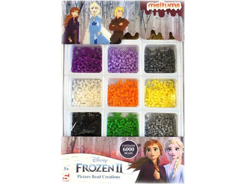 Disney Frozen II - Sada korálků - 6000ks