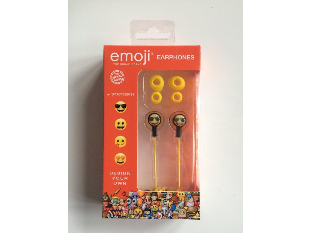 Sluchátka Emoji