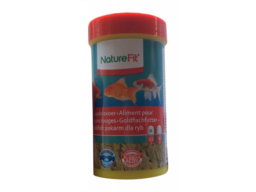 Krmivo pro rybičky Naturefit 100ml