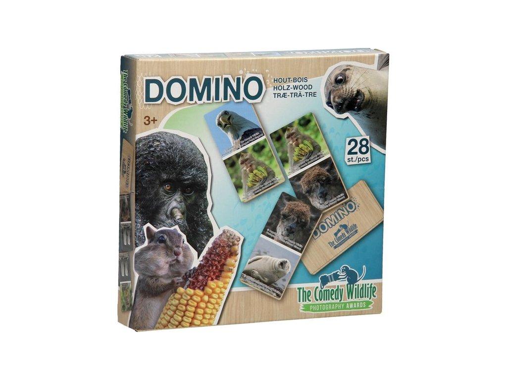 Paměťové DOMINO The Comedy Wildlife