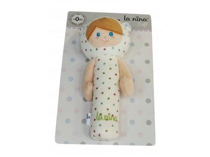 La Nina plyšová panenka 17cm