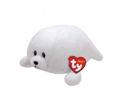 Plyšový tuleň 15cm -  TY BABY