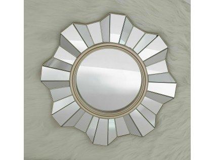 zrcadlo zlato