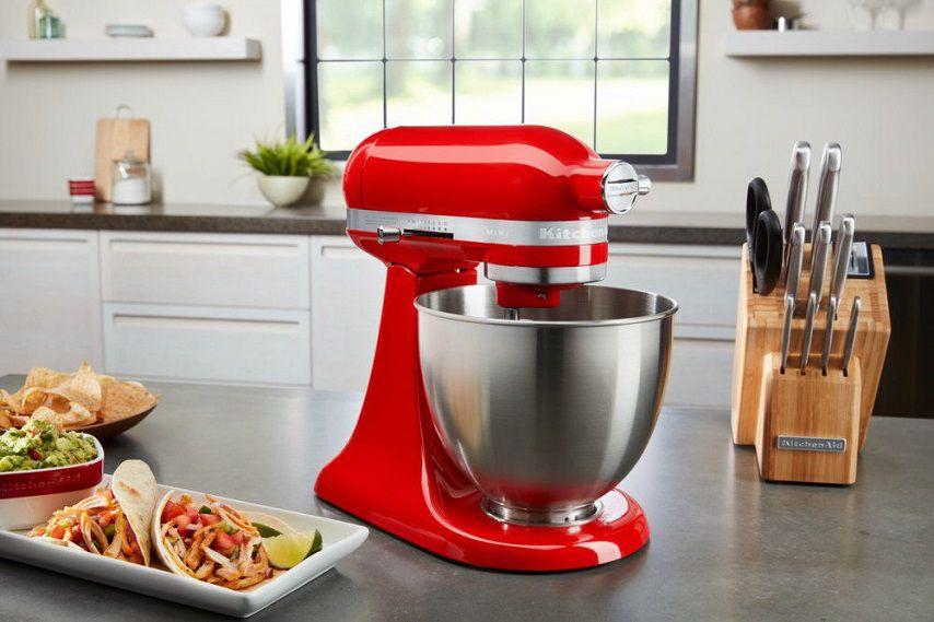 Jak dobře znáte AP Servis? Vyhrajte ikonický robot KitchenAid Artisan Mini