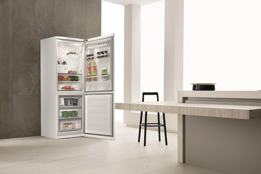 Nová generace Total No Frost™ chladniček: Po námraze ani vidu