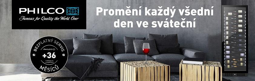 Vinotéky Philco