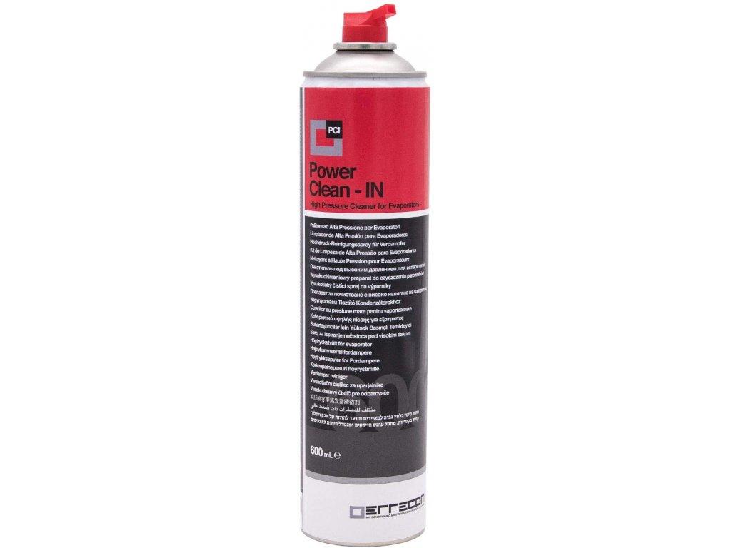 Vysokotlaký čistič na klimatizace Errecom Power Clean 600 ml