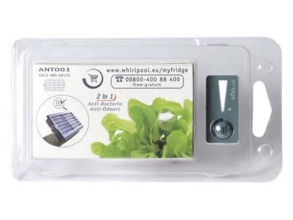 WPro příslušenství Whirlpool antibakteriální filtr ANTF-MIC