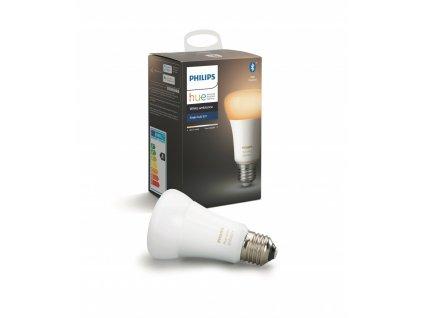 Hue Bluetooth LED White Ambiance žárovka E27 A19 9W 806lm 2200K 6500K