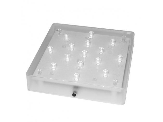 Ständer mit LED Beleuchtung 15x15cm