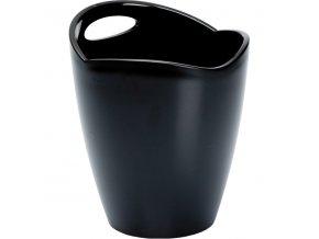 00674 ice bucket plastic blk 600x600