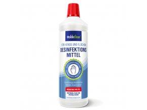 WoldoClean Hand und Flächendesinfektion 1 Liter Flasche