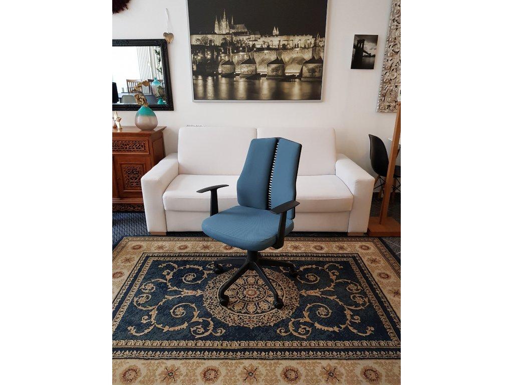 Kancelářská židle AQ-0297  Stojí za povšimnutí.