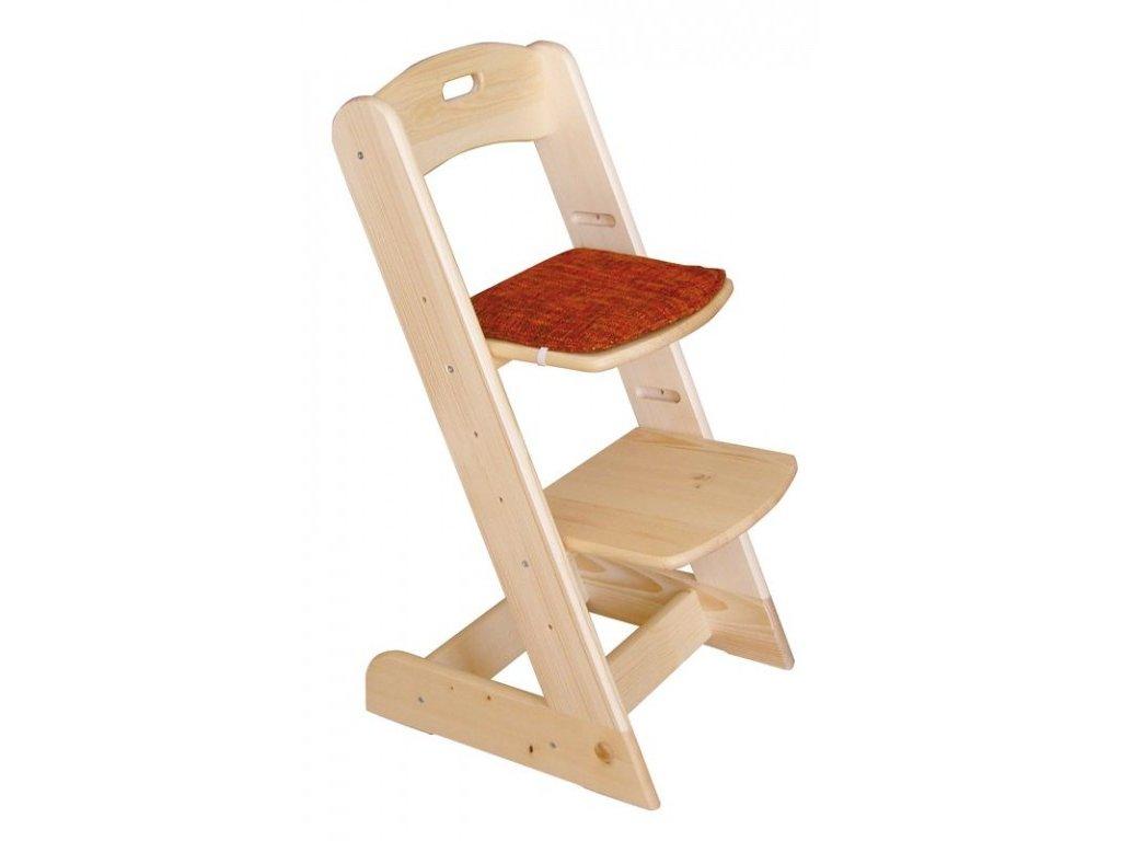 Dětská židle AQ-D606 rostoucí