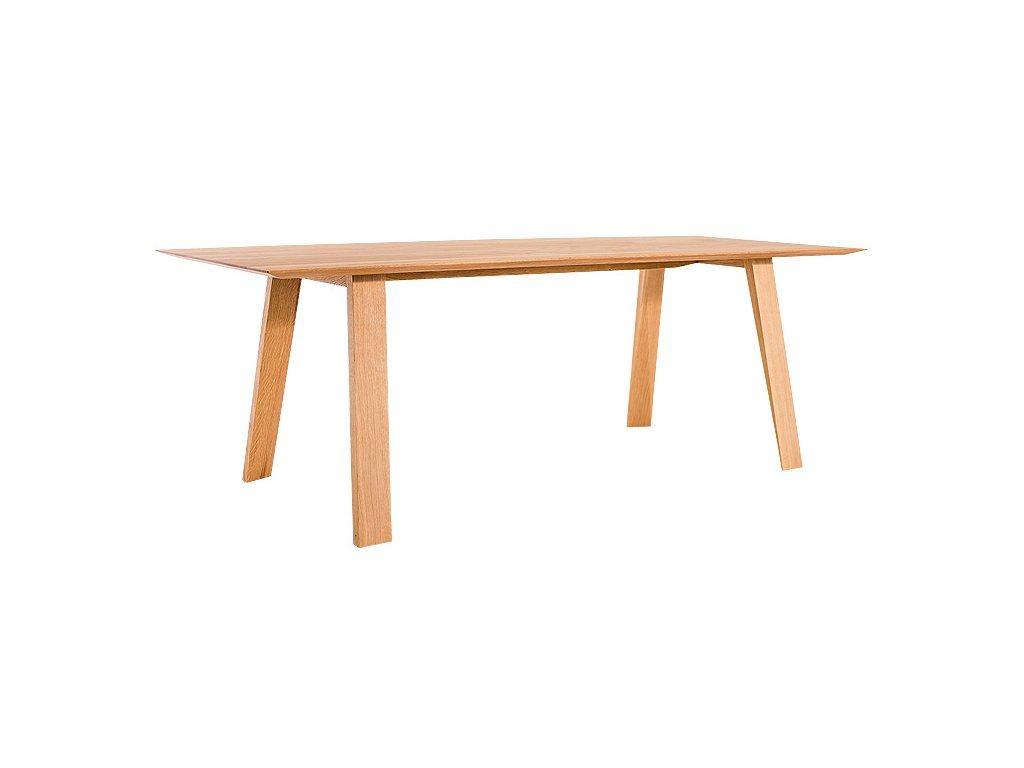 Jídelní stůl pevný DESIGN Lyon AQ-0101