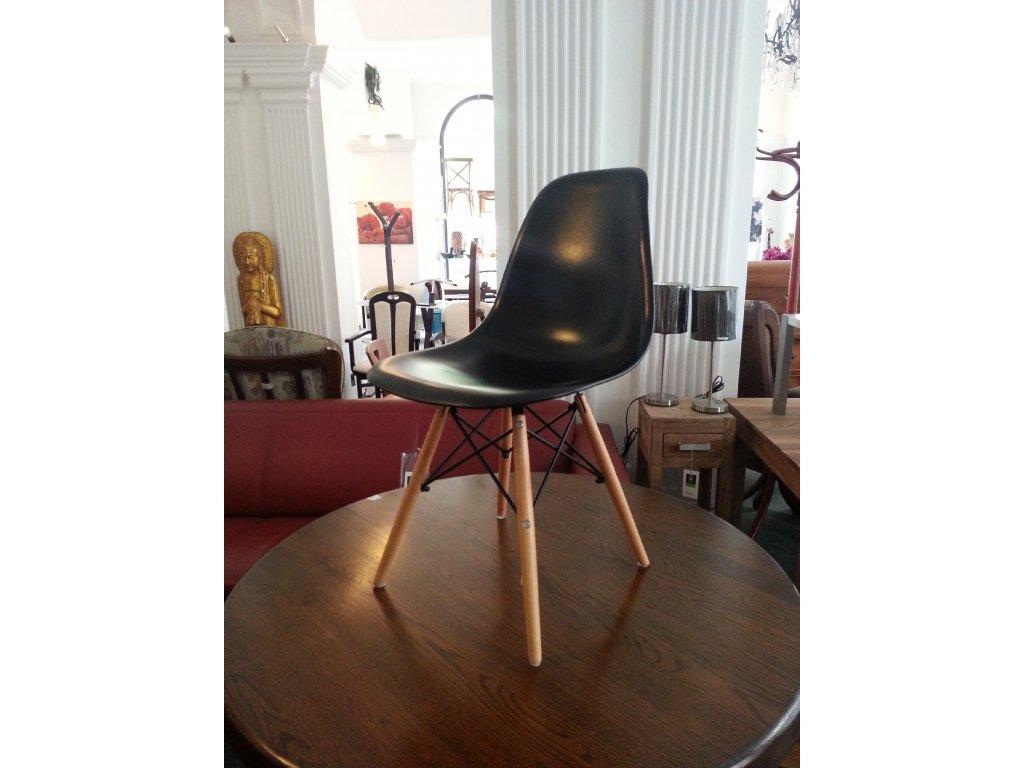 Jídelní židle AQ-S288 černá