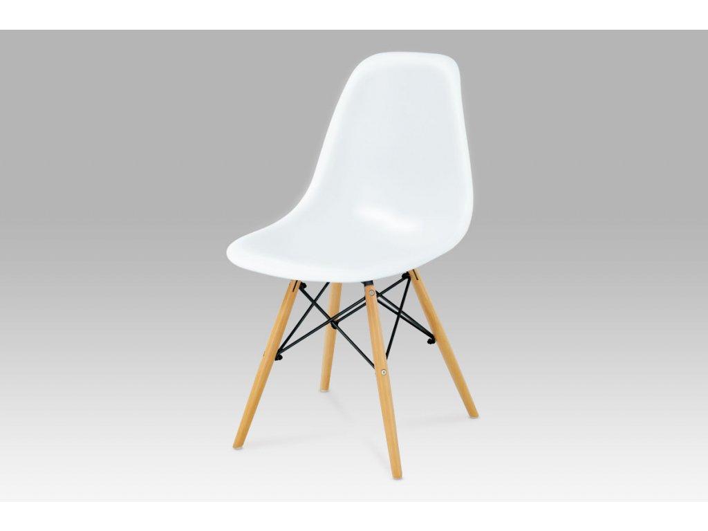 Jídelní židle AQ-S288 bílá