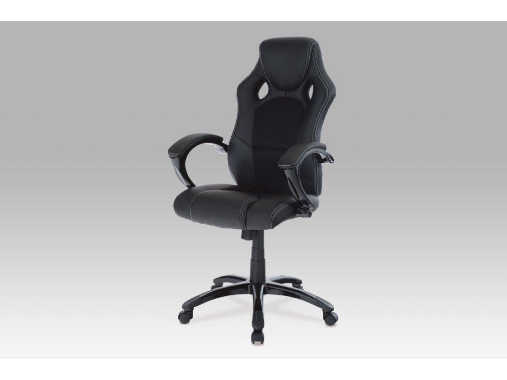 Kancelářská židle AQ-0304  závodní židle
