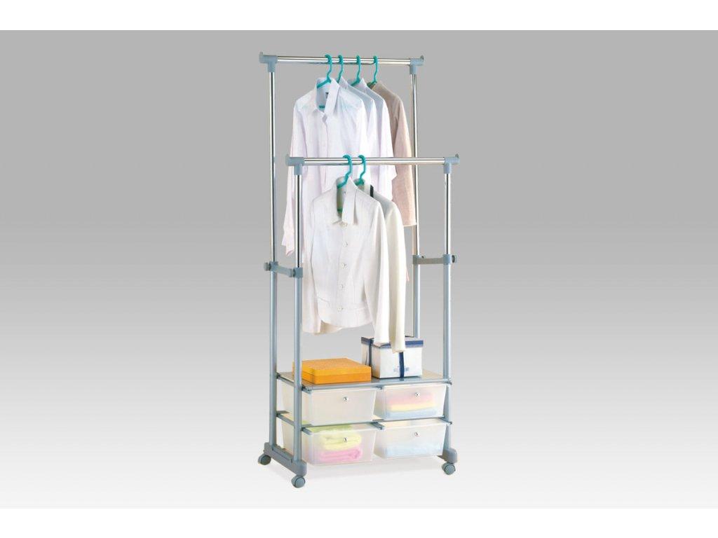 Stojan na šaty - štendr - věšák na oblečení AQ-012