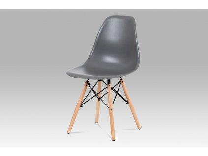 Jídelní židle AQ S288 ŠEDÁ