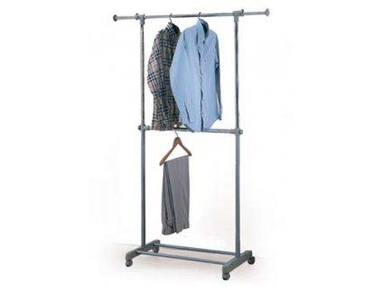 Stojan na šaty - štendr - věšák na oblečení AQ-018