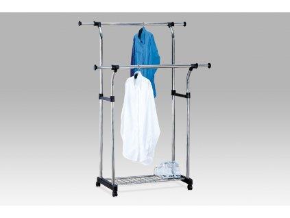 Stojan na šaty - štendr - věšák na oblečení AQ-019