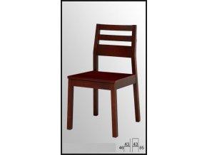 Jídelní židle AQ-O908