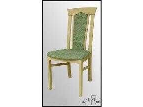 Jídelní židle AQ-O922