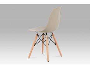 Jídelní židle AQ S288 BÉŽOVÁa