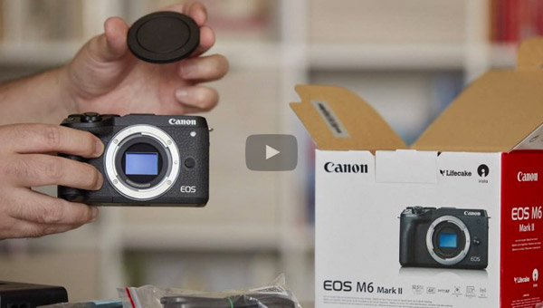 Canon novinky: EOS M6 Mark II a EOS 90D